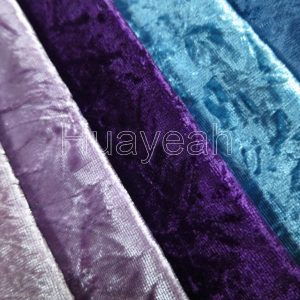 crushed velvet fabric close look1