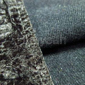 ikat upholstery fabric backside