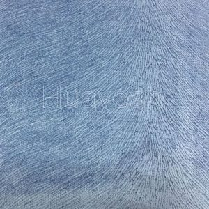 velvet upholstery fabric close look