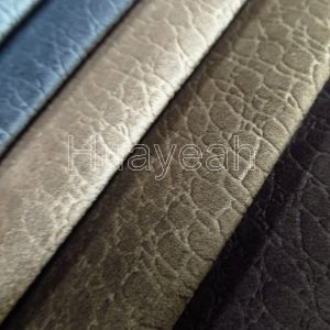 western upholstery fabric close look