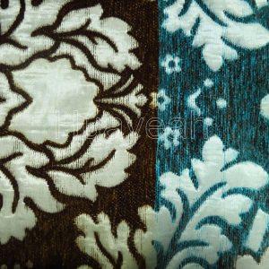 cheap upholstery fabric backside