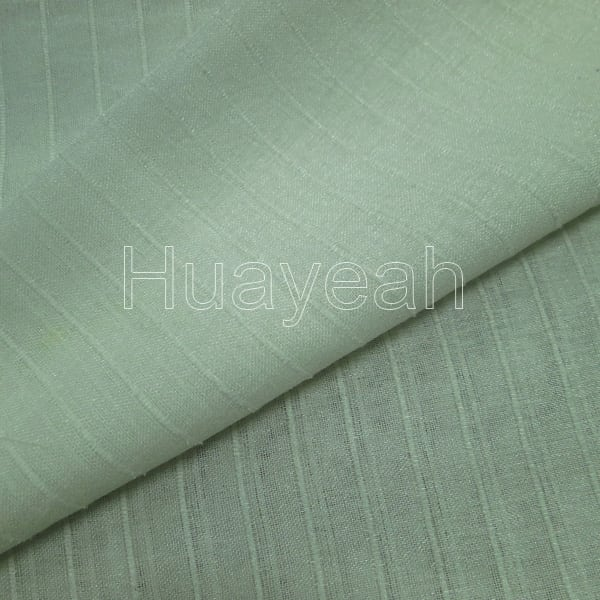 Gray And Beige Curtains Crinkle Voile Curtains