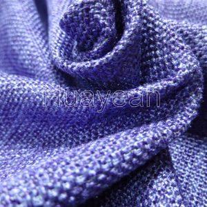 retro upholstery fabric close look