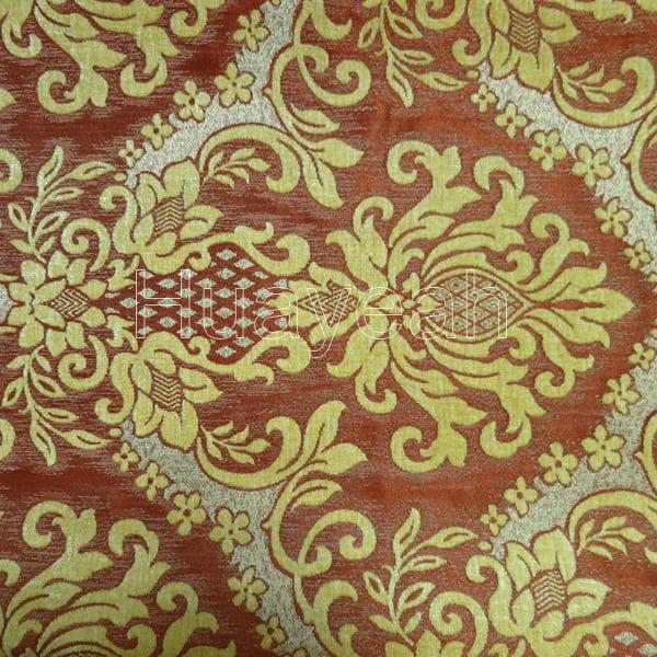 Popular Design Jacquard Sofa Fabric Samples