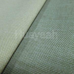 vinyl upholstery fabric close look