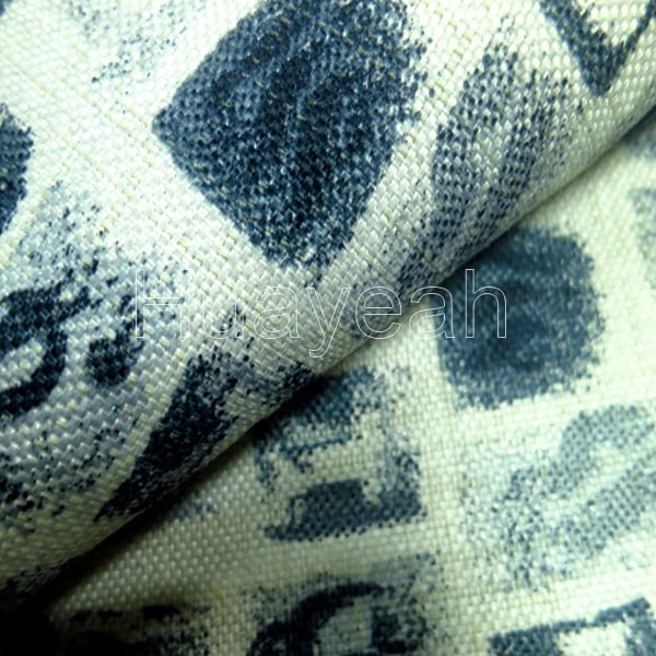 Printing Indian Upholstery Fabric