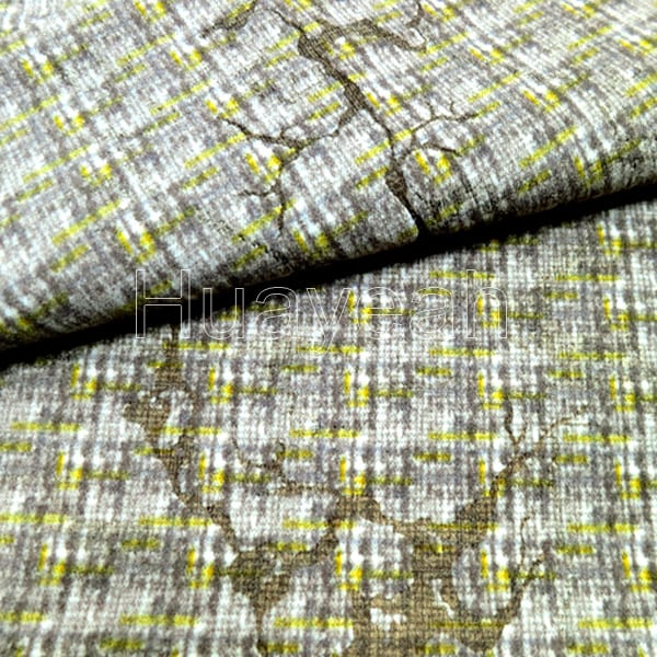ashley furniture fabric close look
