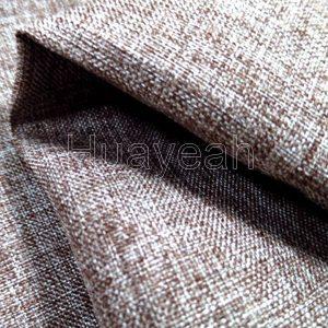 outdoor furniture fabric close look