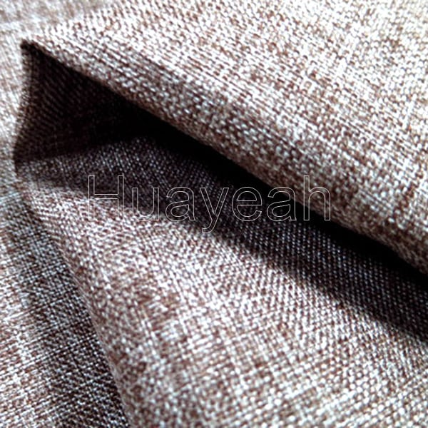 Linen look outdoor furniture fabric for Outdoor furniture fabric