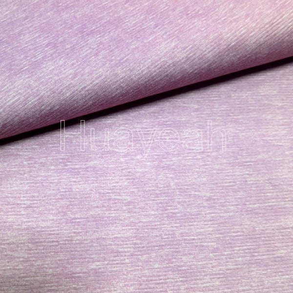 Plain Purple Velvet Upholstery Fabric
