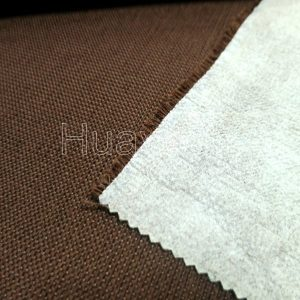polyester chenille fabric backside