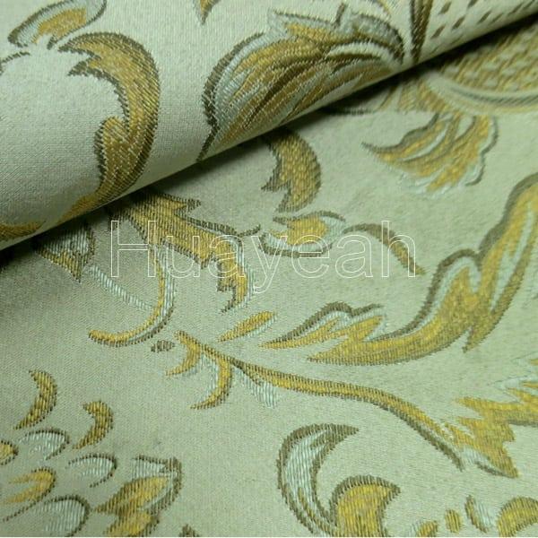 Jacquard Fabric Latest Curtain Fashion Designs