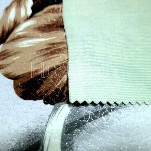 shaoxing home textile backside