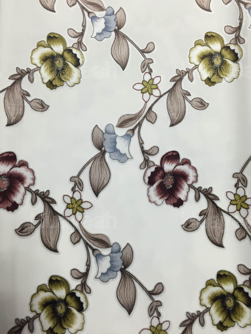 Printed velvet fabric by the yard or meter for sale for Fabric material for sale