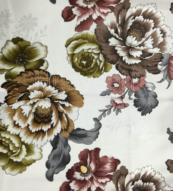 New style printed velvet fabric for sale for Cloth material for sale