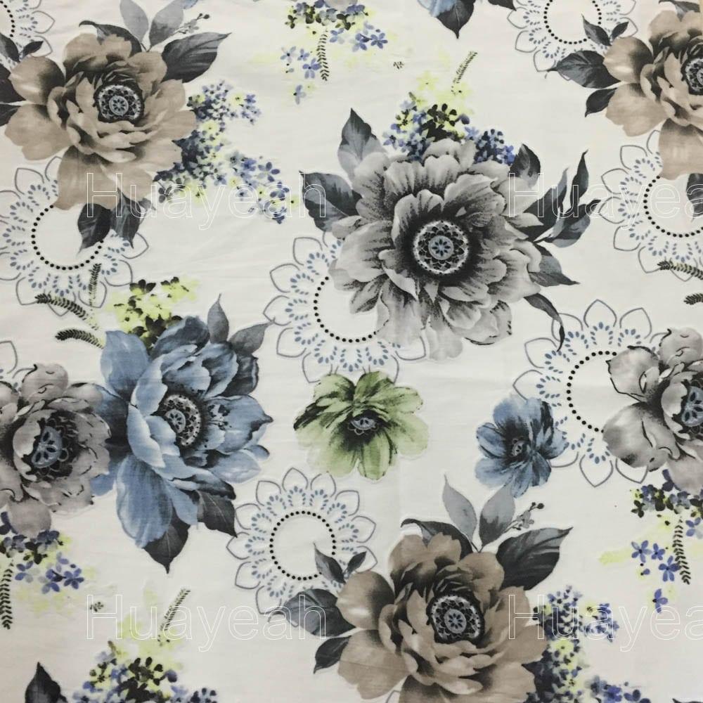 2016 New Printed Velvet Upholstery Fabric Wholesale