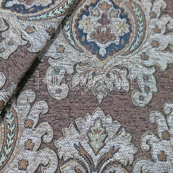 Damask chenille upholstery sofa fabric sale for Upholstery fabric for sale