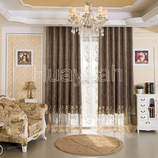 upholstery arabic curtains for home
