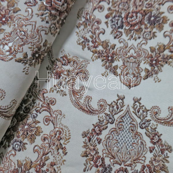 Upholstery Sofa Furniture Coverings Damask Fabric