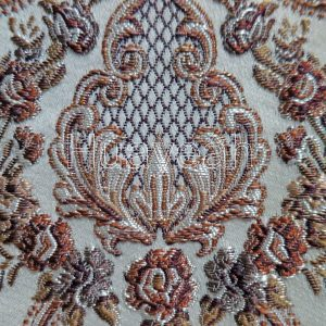 upholstery sofa furniture coverings damask fabric close look