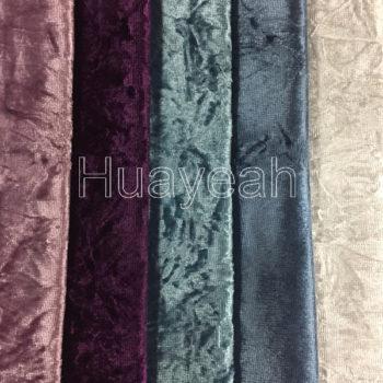 Embossed Velvet Fabric Compound Velvet Pile