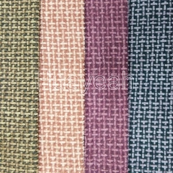 Hot selling linen look upholstery fabric wholesale for Wholesale fabric