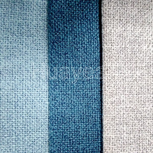 High quality linen look fabric by the yard online