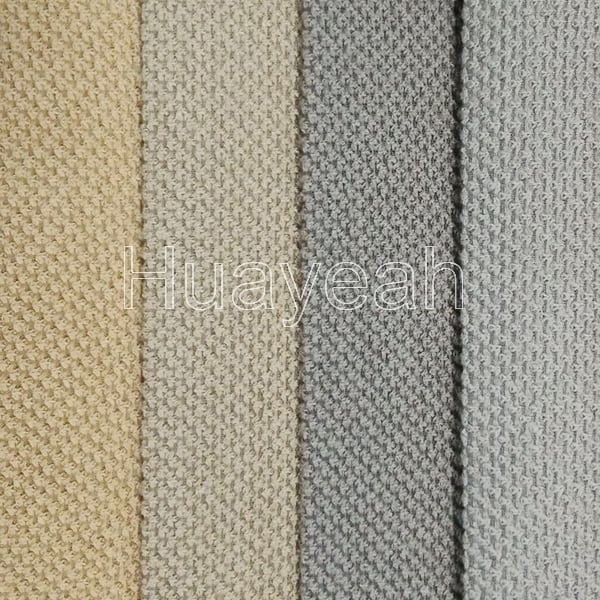 New Design Linen Look Upholstery Fabric Wholesale