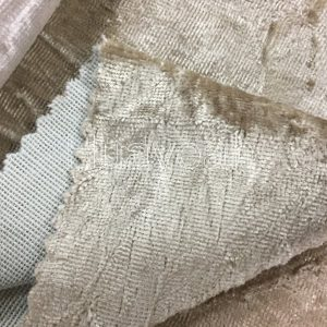 china textile back side