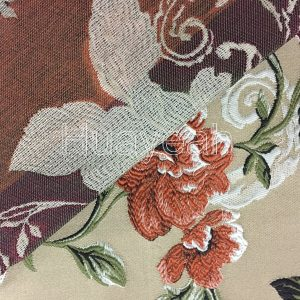 jacquard material manufacturers back side