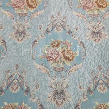 Polyester jacquard sofa fabric