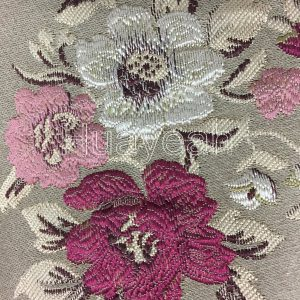 heavy weight jacquard fabric close side