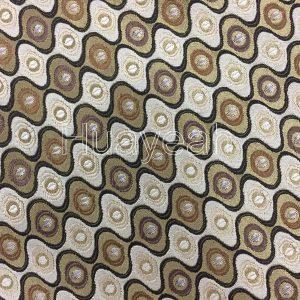 jacquard pattern close side