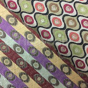 jacquard upholstery fabric cushion back side