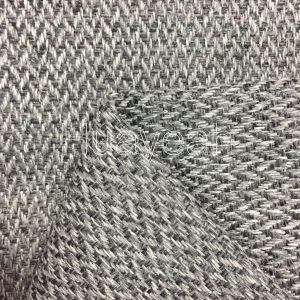 100% polyester woven fabric close side