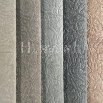 embossed velvet fabric for sofa