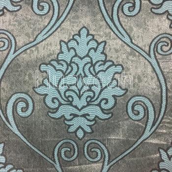 jacquard woving floral fabric