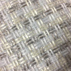 linen look sofa fabric close side