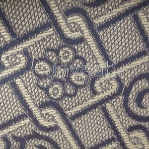jacquard furniture tapestry fabric close look
