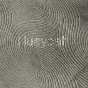 embossed velvet upholstery fabric close look