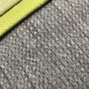 fabric backside