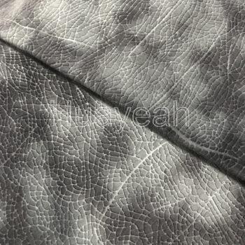 emboss printing velvet