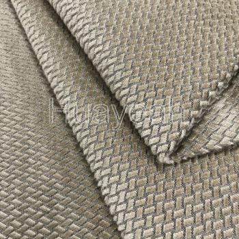 polyester velvet for chair