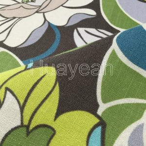 polyester fabric linen look